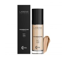 Larens Colour Liquid Foundation Matt Teplý medium 02